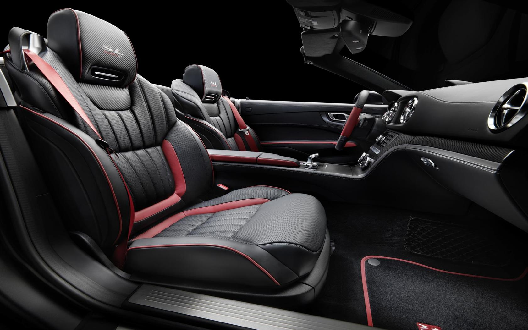 2015 Mercedes-Benz SL Mille Miglia 417 Special Edition