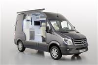 2014 Mercedes-Benz Sprinter Caravan Concept image.
