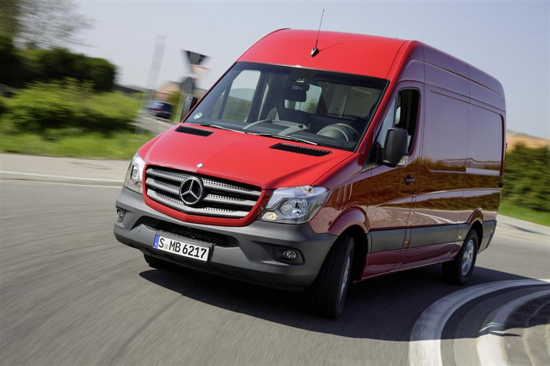 2014 mercedes benz sprinter caravan concept image https for Mercedes benz caravan