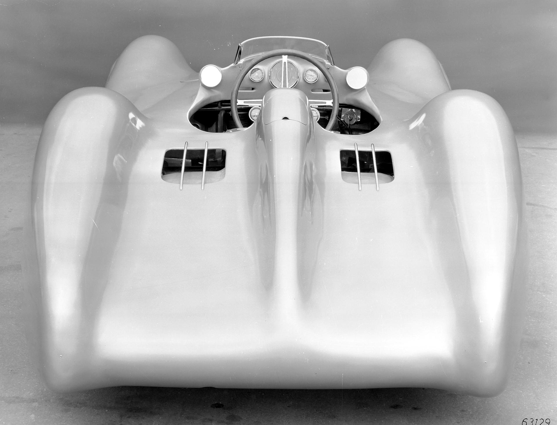 1954 Mercedes-Benz W196 R Streamliner