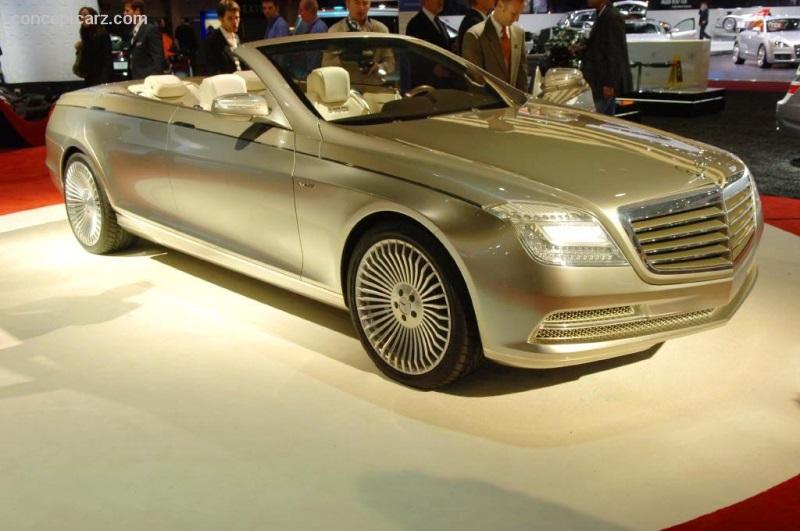 2007 mercedes benz ocean drive concept image https www for Mercedes benz ocean drive