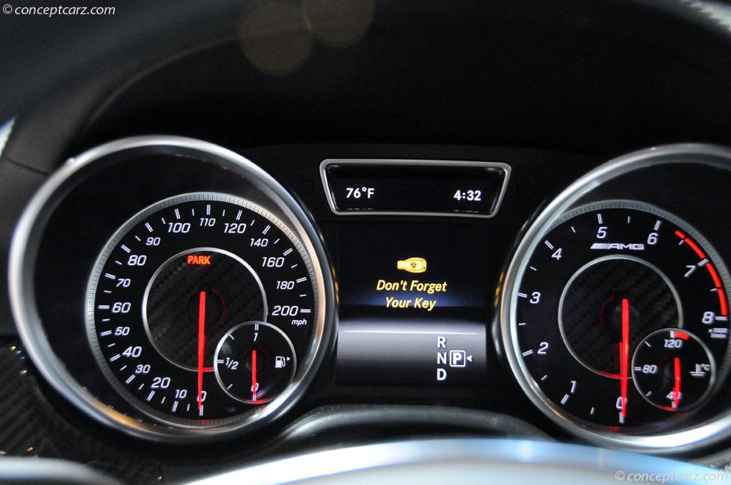 2016 Mercedes-Benz GLS Class