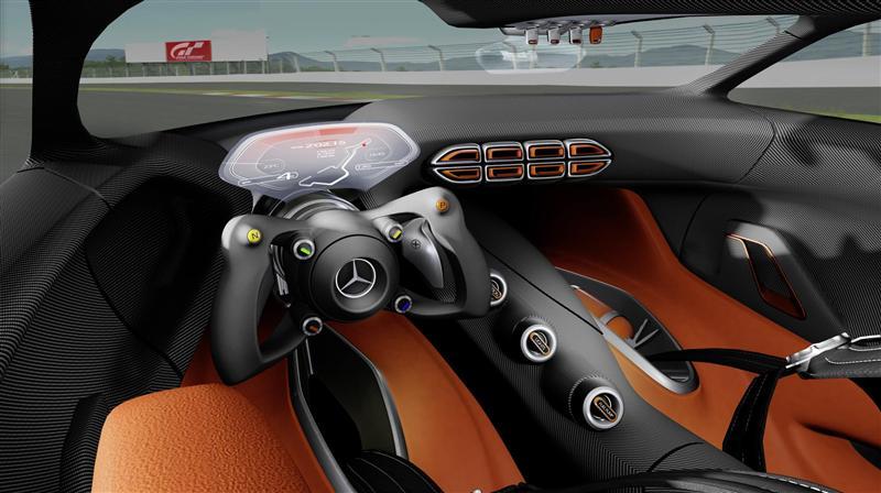 2013 Mercedes-Benz AMG Vision Gran Turismo Concept Image ...