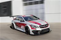 2014 Mercedes-Benz CLA 45 AMG Racing Series image.