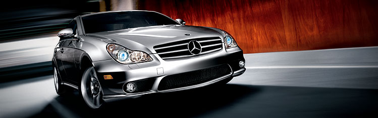 2007 Mercedes-Benz CLS Class