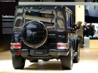 2008 Mercedes-Benz G Class image.