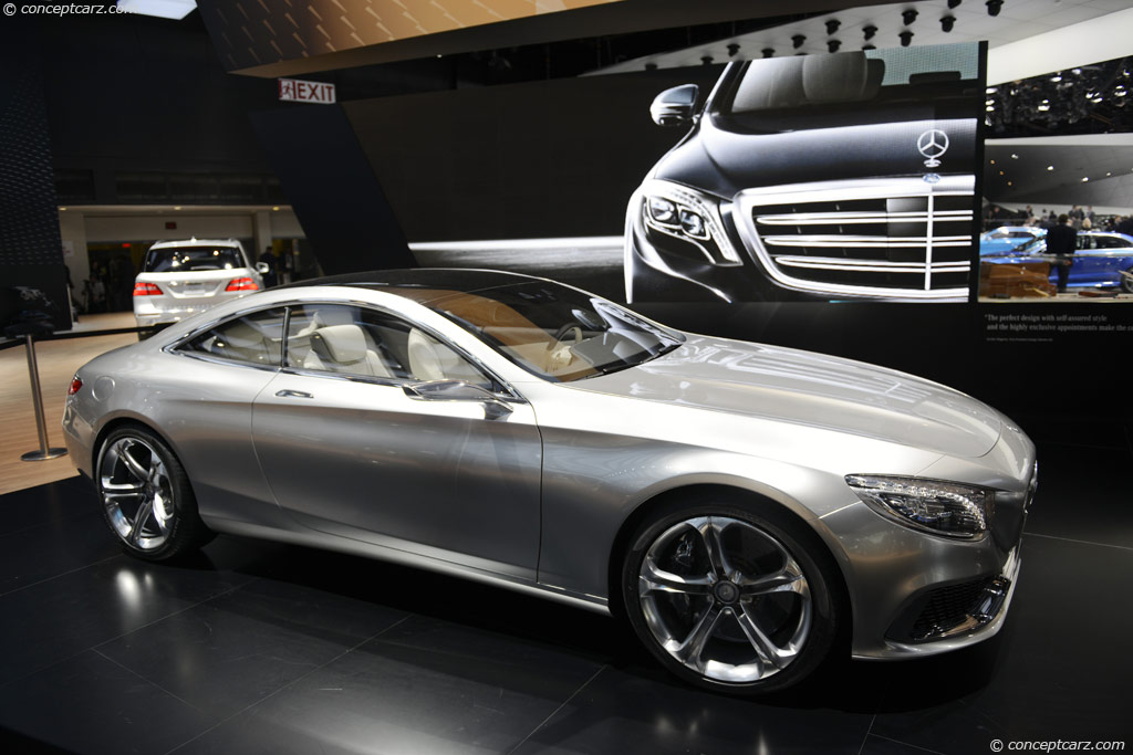 2013 mercedes benz concept s class coup image photo 5 of 27 for 2013 mercedes benz s class