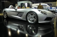 2009 Mercedes-Benz SLR Stirling Moss image.
