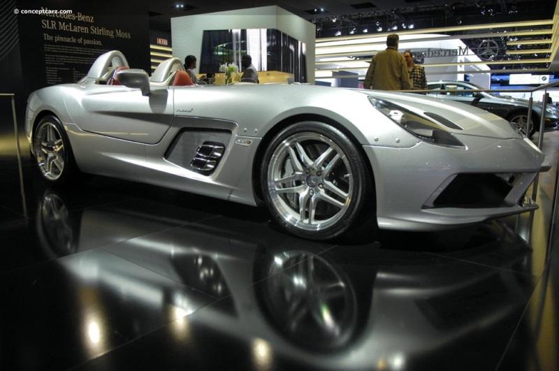 2009 Mercedes-Benz SLR Stirling Moss