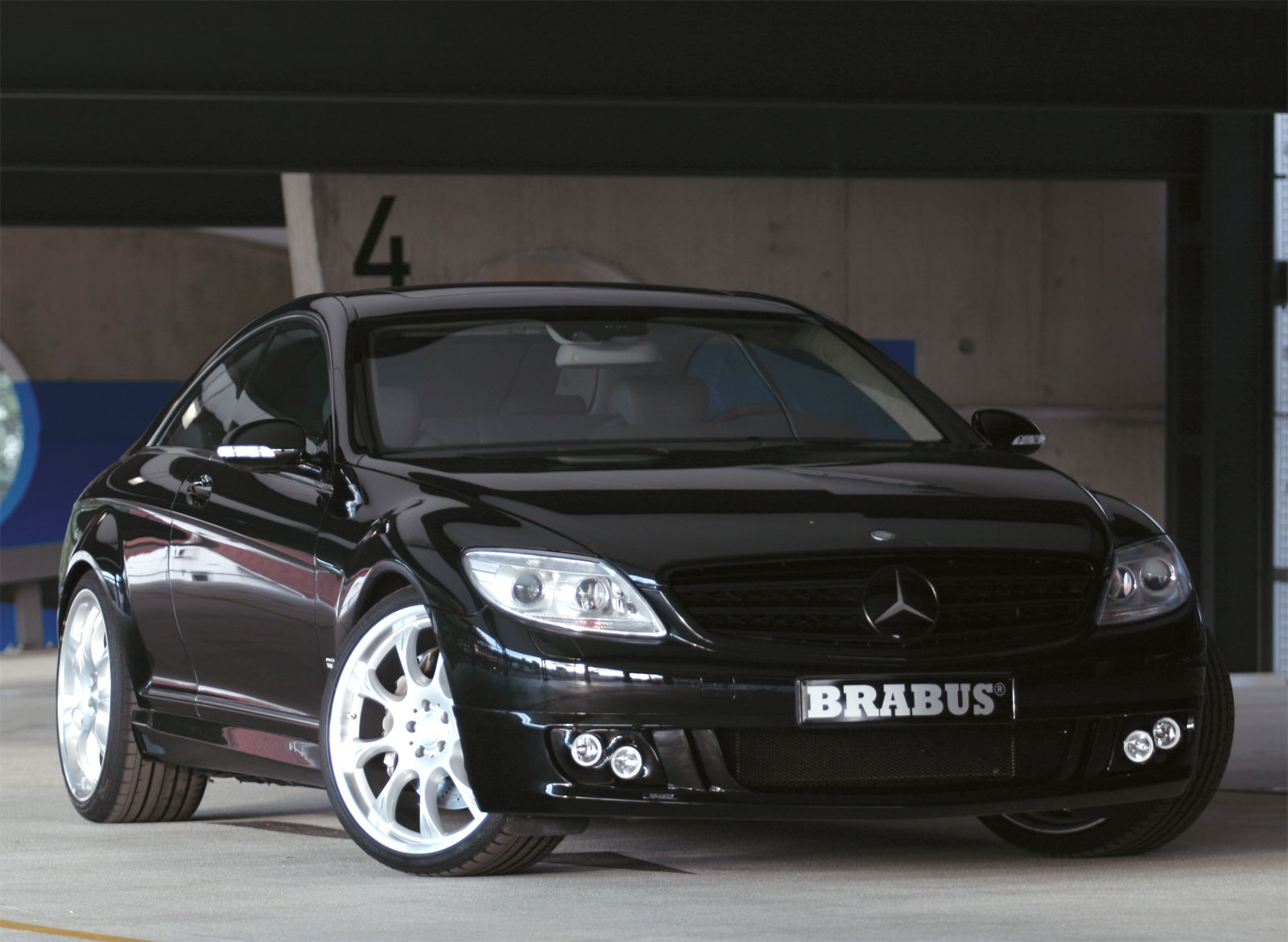 2006 brabus t13 cl 600 history pictures value auction sales research and news. Black Bedroom Furniture Sets. Home Design Ideas