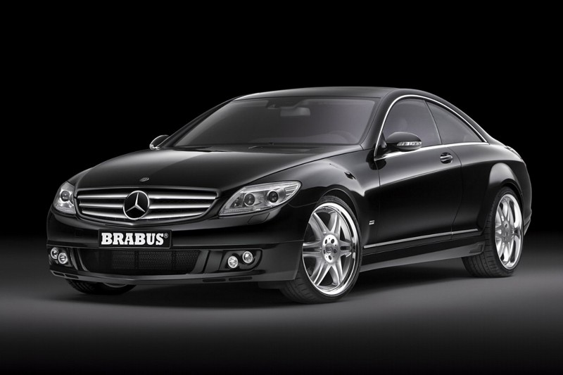 2006 brabus t13 cl 600 image for Mercedes benz slk brabus price