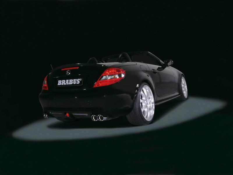 2008 Brabus SLK