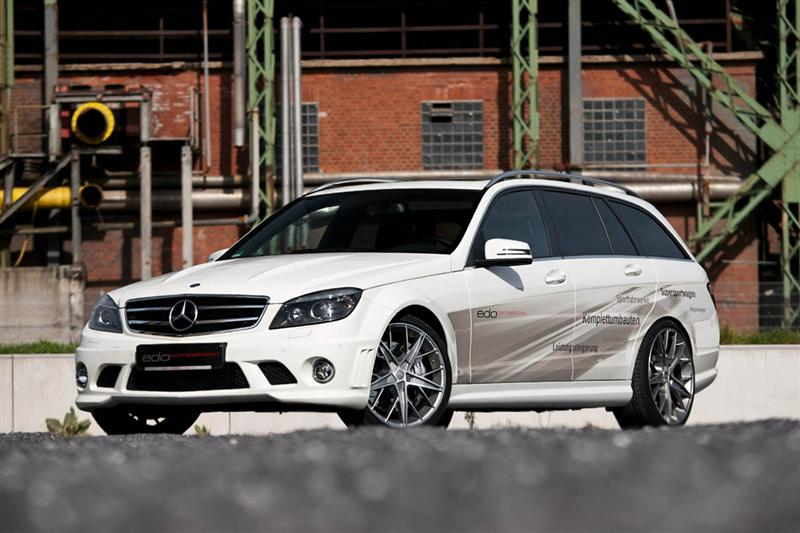 2012 Edo Competition C 63 AMG T- Model