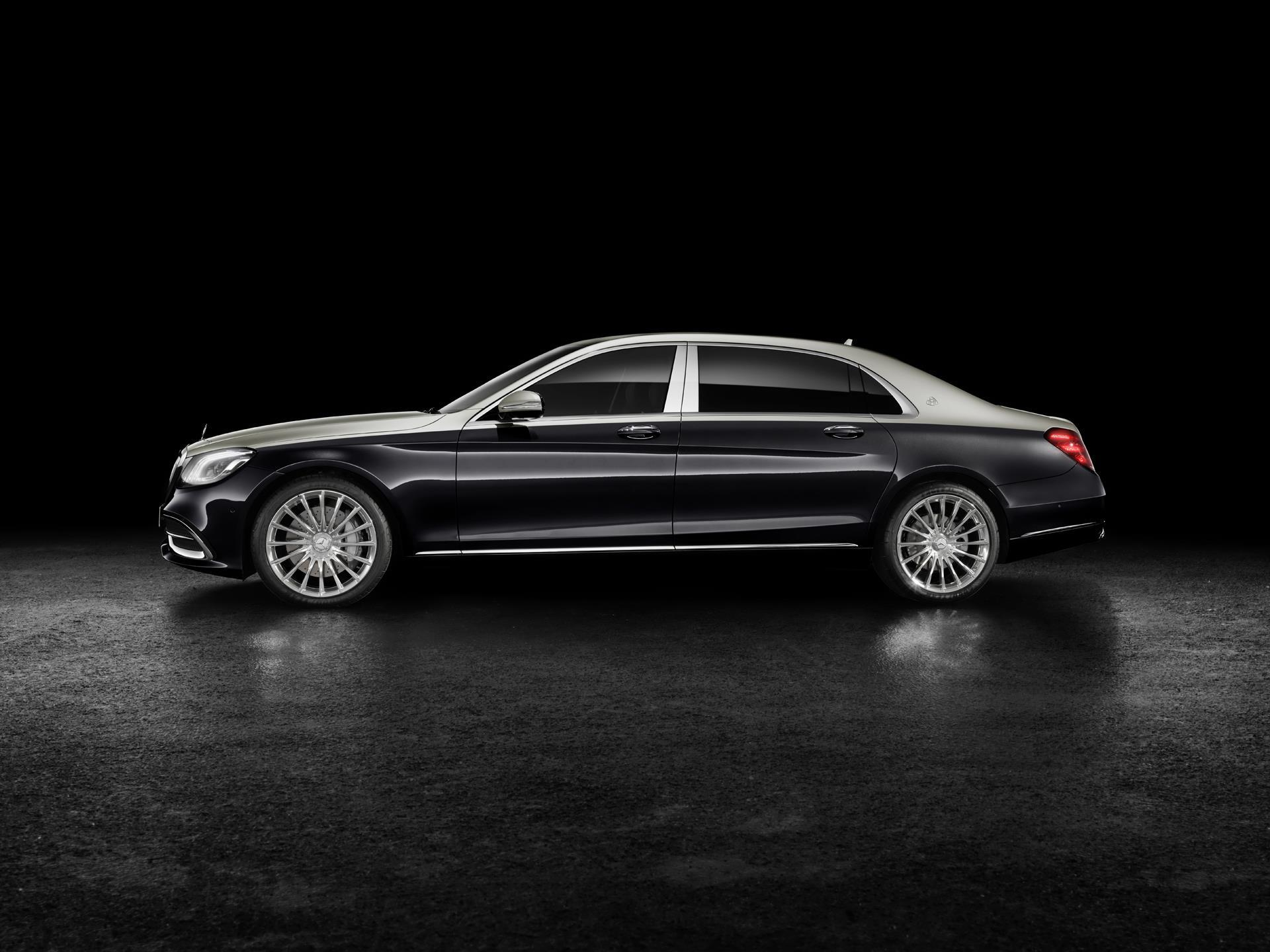 2019 Mercedes Benz Maybach S Class News And Information