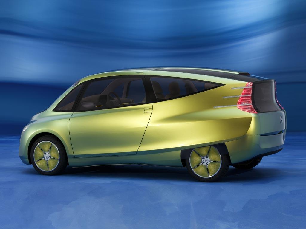 2006 Mercedes Benz Bionic Image Https Www Conceptcarz