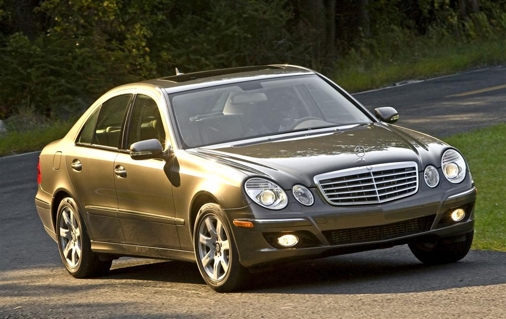 Auction results and sales data for 2009 mercedes benz e class for Mercedes benz 2009 e class