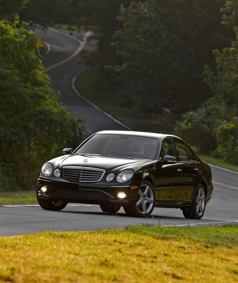 2009 mercedes benz e class wallpaper for Mercedes benz 2009 e class