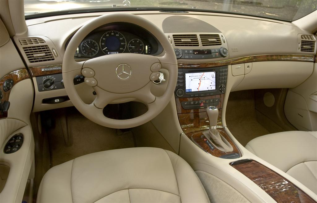 Auction Results And Sales Data For 2009 Mercedes Benz E Class
