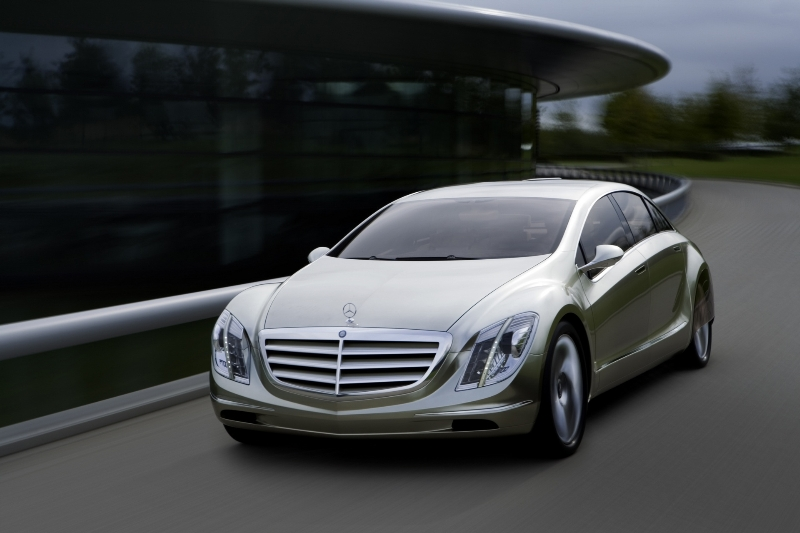 2007 mercedes benz f 700 concept pictures history value for Brand new mercedes benz