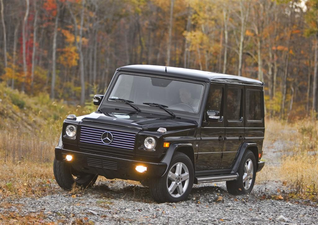 2009 mercedes benz g class news and information for Mercedes benz cleveland area