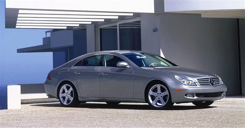 2008 Mercedes-Benz CLS Class