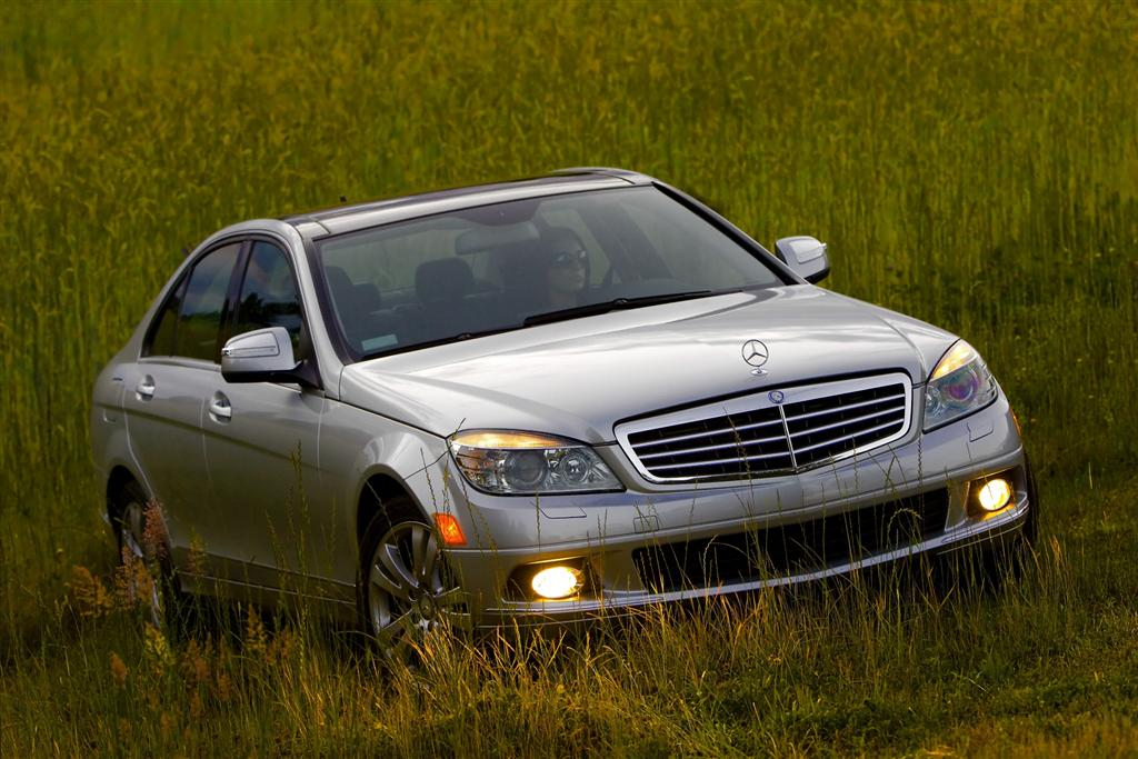 2009 mercedes benz c class image for 2009 mercedes benz c350