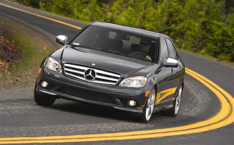 2009 Mercedes-Benz C-Class