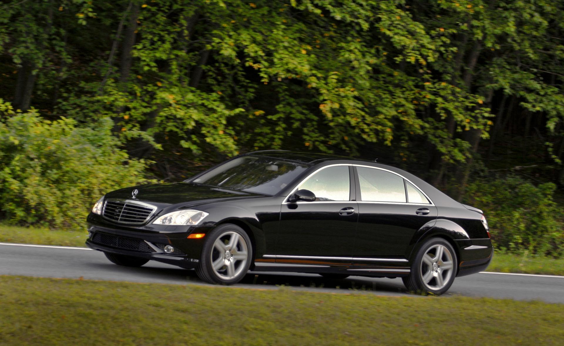 2009 mercedes benz s class news and information for Mercedes benz ss 550