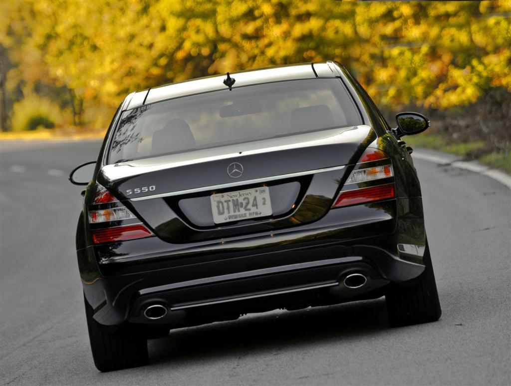 Auction results and sales data for 2009 mercedes benz s class for Mercedes benz s class 2009