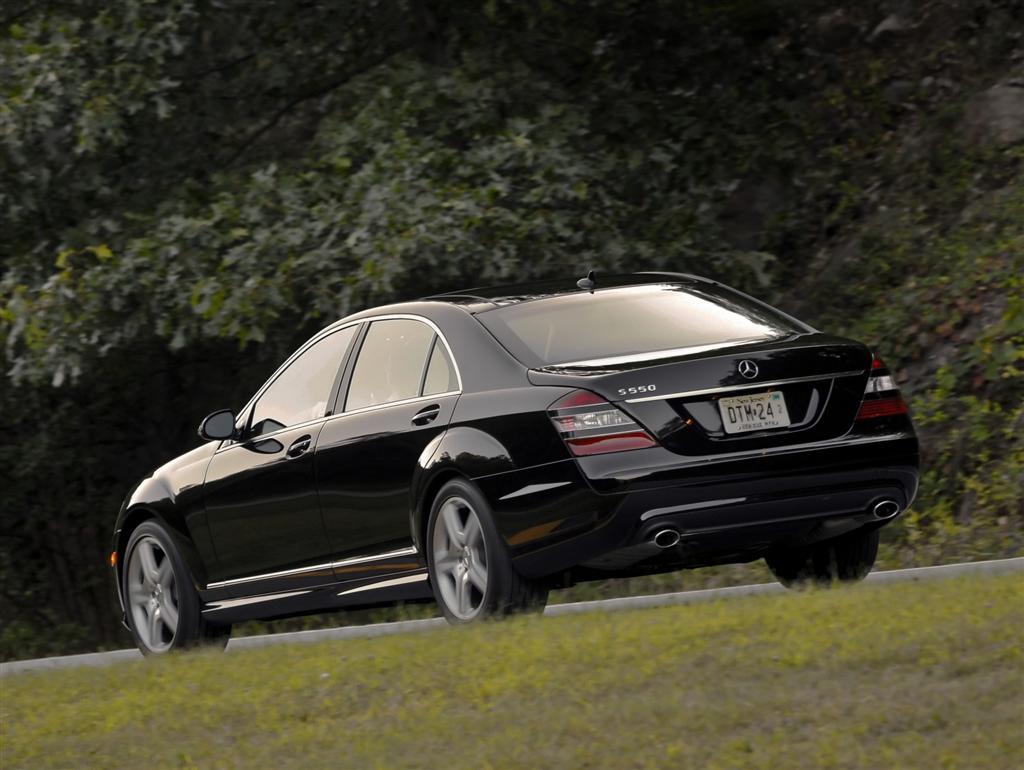 2009 mercedes benz s class image for Mercedes benz s class 2009