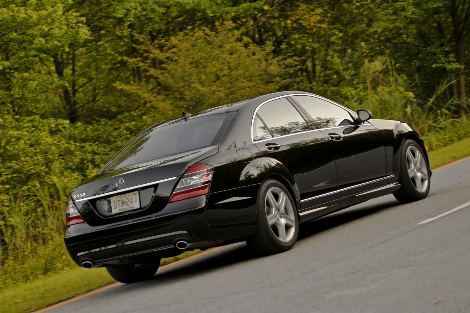 2009 mercedes benz s class image for Mercedes benz s550 2009
