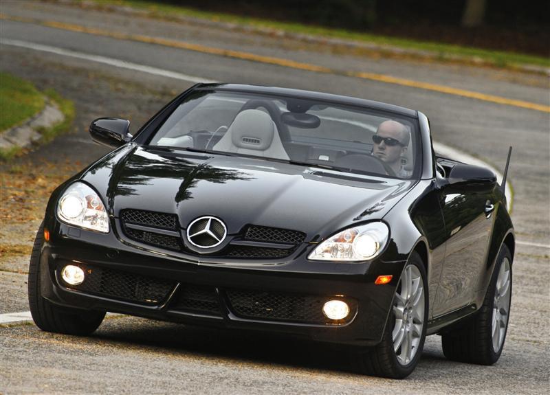 2009 Mercedes-Benz SLK-Class