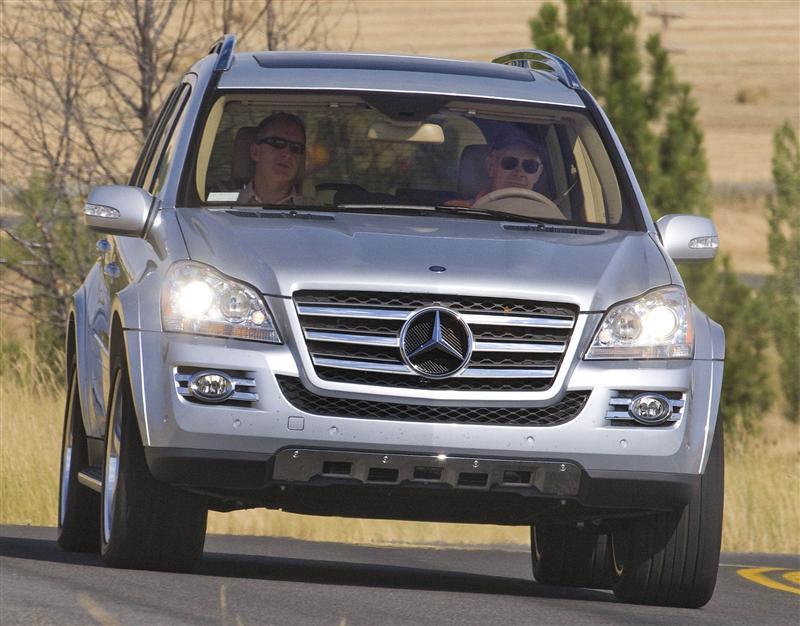 2008 Mercedes-Benz GL Class