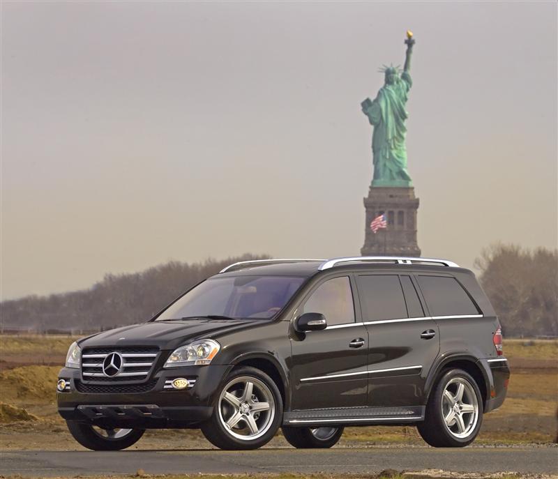 2007 Mercedes Benz Gl Class Exterior: 2008 Mercedes-Benz GL Class Image. Https://www.conceptcarz