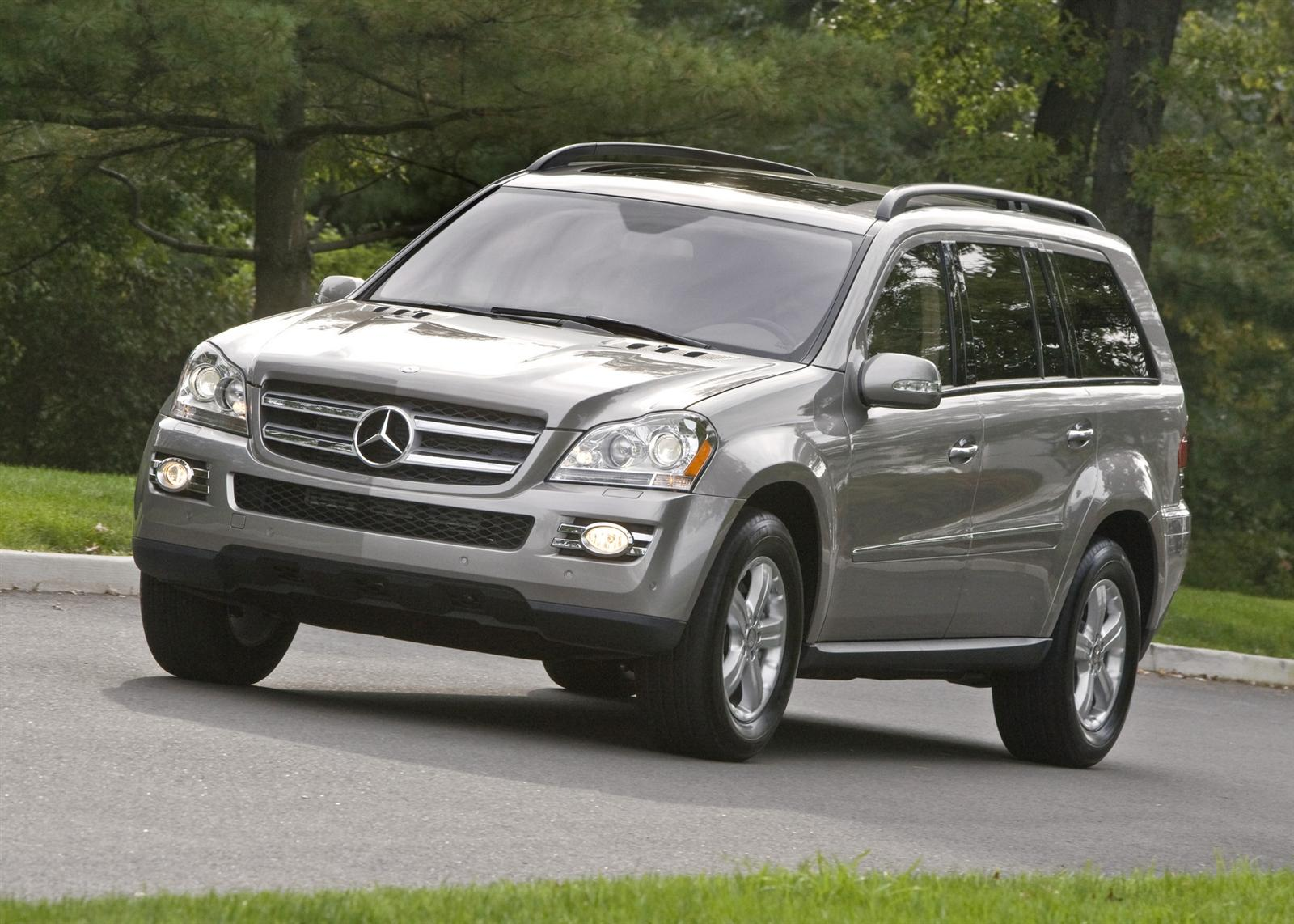 2008 mercedes benz gl class image photo 70 of 76. Black Bedroom Furniture Sets. Home Design Ideas