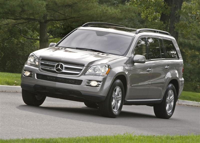2008 mercedes benz gl class image for Mercedes benz gl 2008