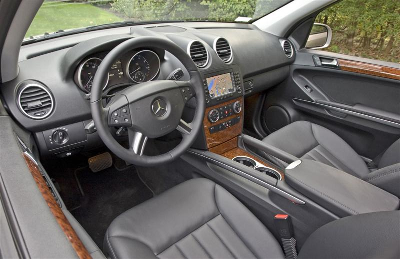 2008 Mercedes-Benz M Class
