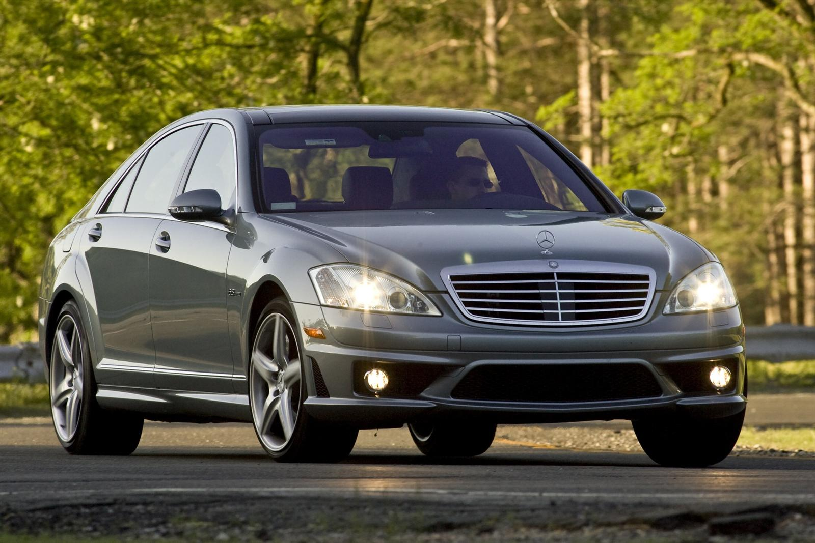 2008 mercedes benz s class image for Mercedes benz 2008 s550