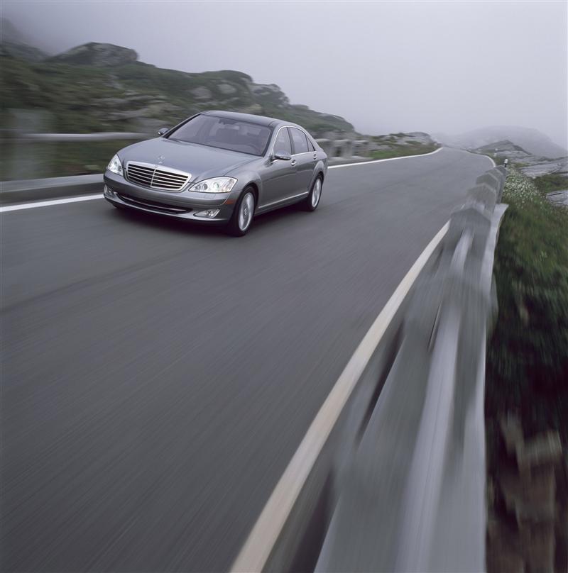 2008 Mercedes-Benz S Class