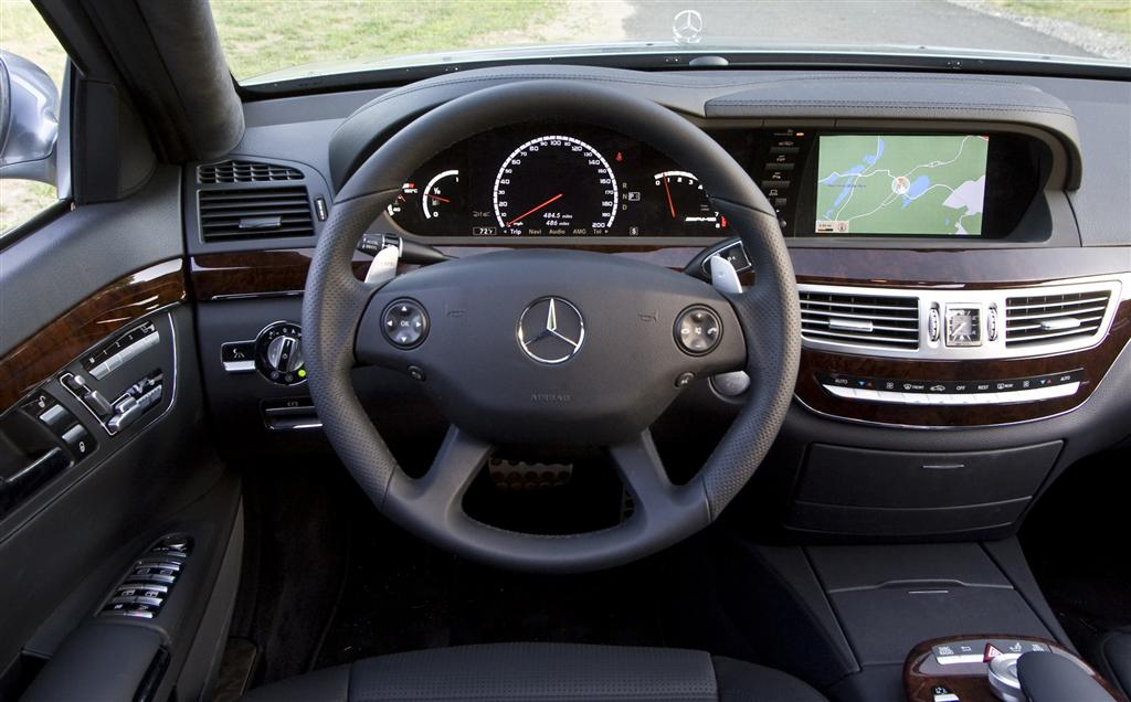 Auction Results And Sales Data For 2008 Mercedes Benz S Class