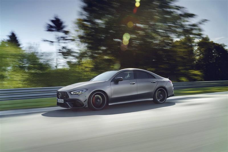 2020 Mercedes-Benz AMG CLA 45