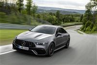 Image of the AMG CLA 45