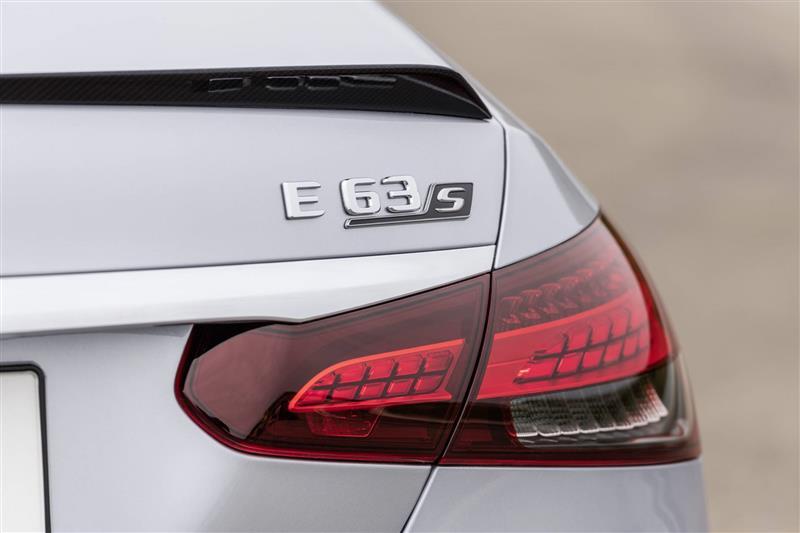 2020 Mercedes-Benz AMG E 63 S