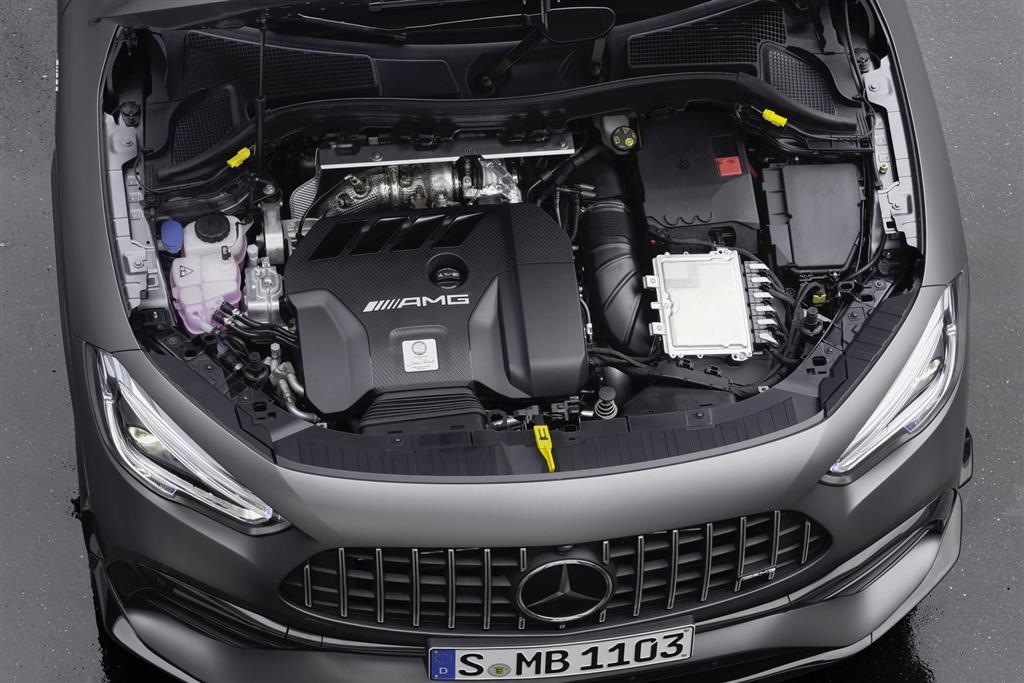 2020 Mercedes-Benz AMG GLA 45