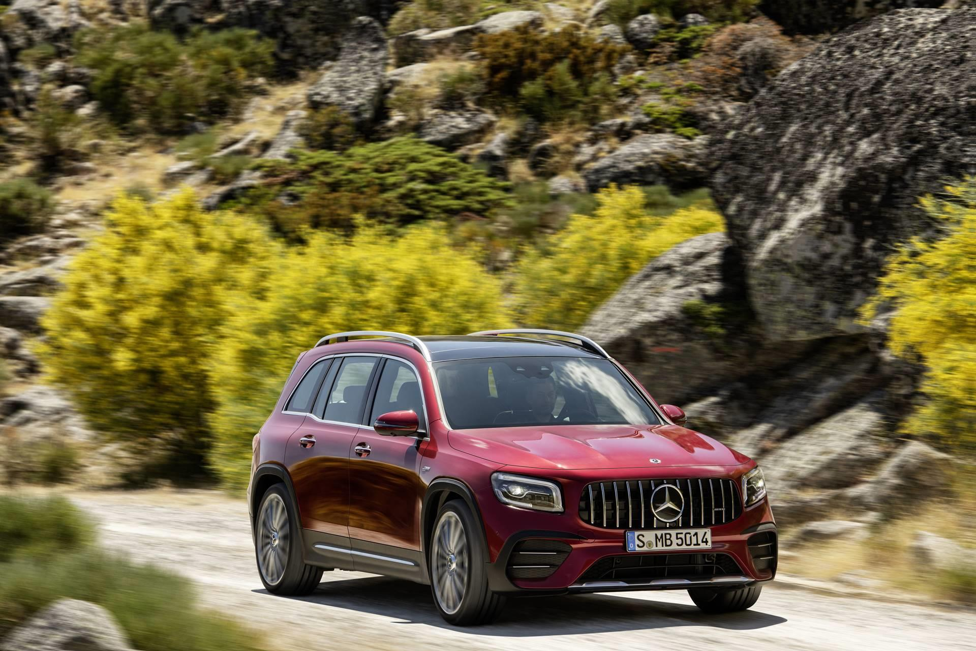 2021 Mercedes Benz Amg Glb 35 News And Information