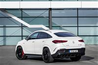 Popular 2021 Mercedes-Benz AMG GLE 63 S Coupe Wallpaper