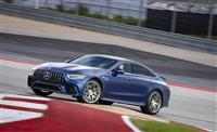 Popular 2019 Mercedes-Benz AMG GT 4-Door Coupe Wallpaper