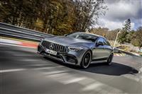 Popular 2021 Mercedes-Benz AMG GT 63 S 4MATIC Wallpaper
