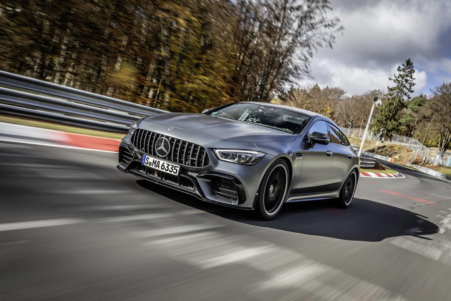 2021 Mercedes-Benz AMG GT 63 S 4MATIC News and Information
