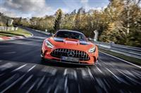 Mercedes-Benz AMG GT Black Series image.
